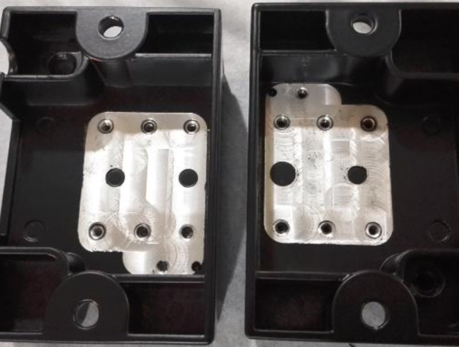 Aluminum Die Casting Cover for Motorcycle