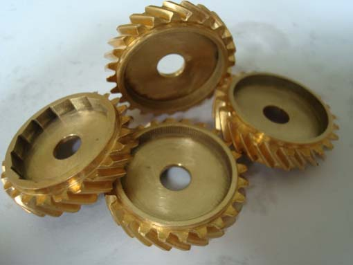 Precise Machining Gear